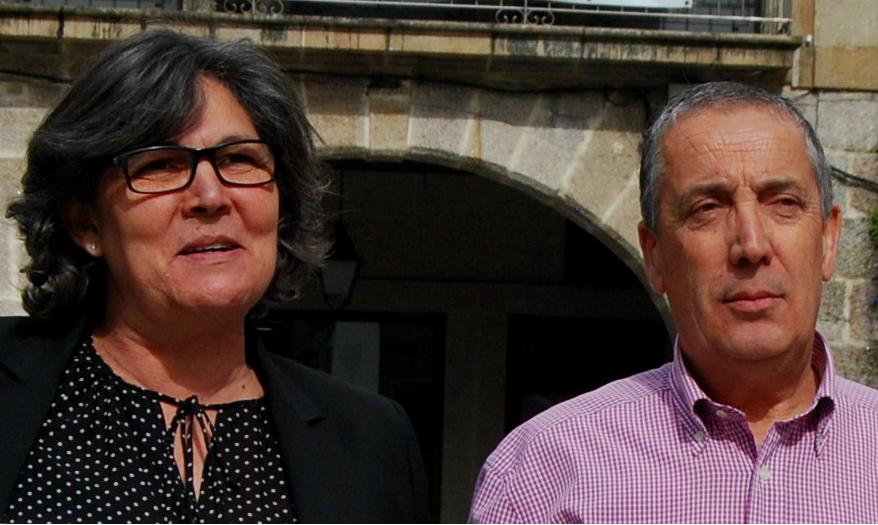 A alcaldesa e o concelleiro de Industria transmiten aos membros da directiva da Comunidade de Montes de Atios que o Concello recorrerá a sentenza que declara comunais os terreos ocupados polas canteiras