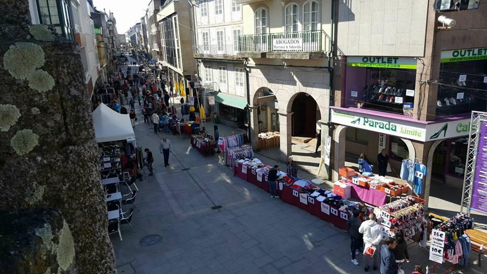 Finalmente, 'Merca na rúa' celebrarase o sábado 7 e domingo 8 de abril