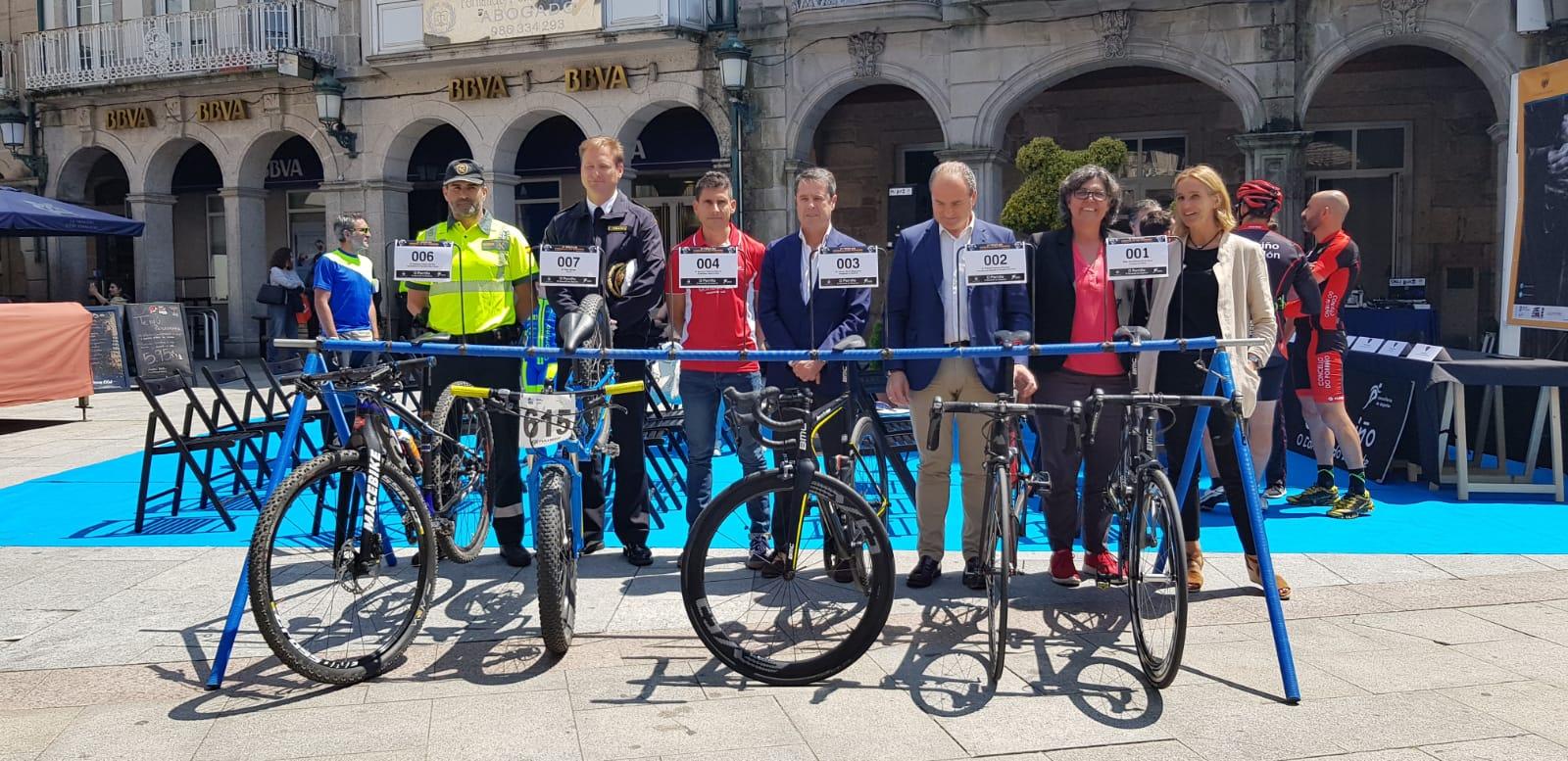 Máis de 200 triatletas tomarán a saída o vindeiro sábado, día 26 de maio, no VI Triatlón Concello do Porriño