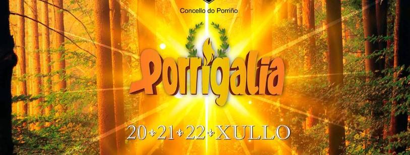 Publicadas as bases para a colocación dos postos en 'Porrigalia' que se celebrará os días 20, 21 e 22 deste mes de xullo no Porriño