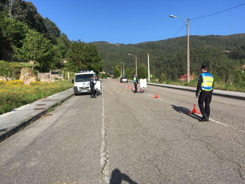 A Policía Local do Porriño recupera un coche que fora roubado o pasado mes de novembro