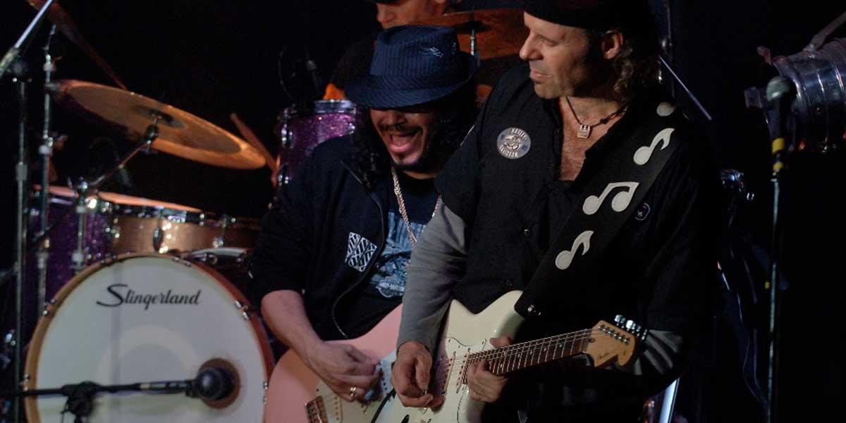 Este sábado, Raimundo Amador e Javier Vargas inician no Porriño a xira das súas 'Noites de flamenco e blues'