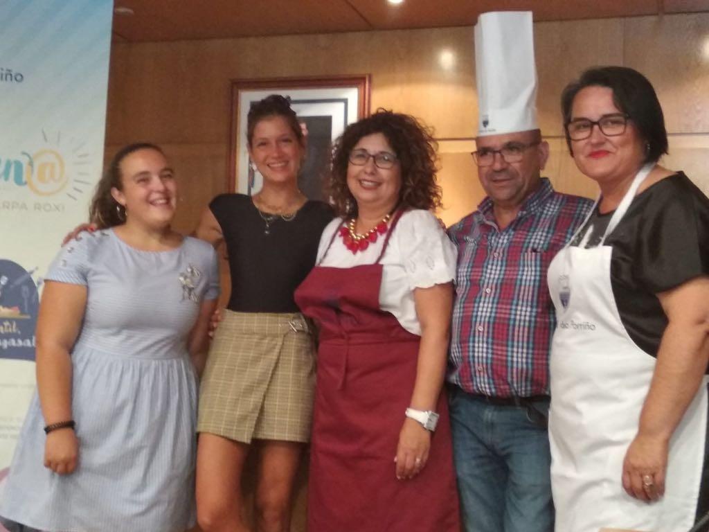 O Porriño celebra este venres e sábado o '1º Pinchonen@', coa participación de Miri, de Masterchef5, a blogueira e cociñeira Inés Carcacía, e Noemí García, finalista de 'La Voz Kids'