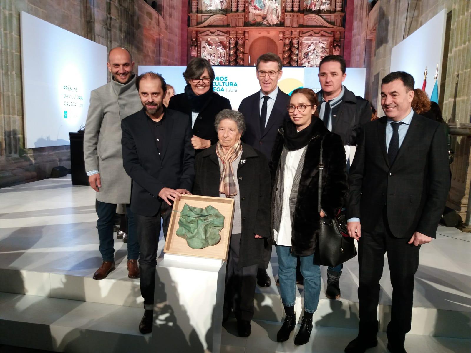 O Porriño amosa o seu orgullo polo Premio da Cultura Galega ao Festival de Cans, o primeiro festival de cinema que recibe esta distinción