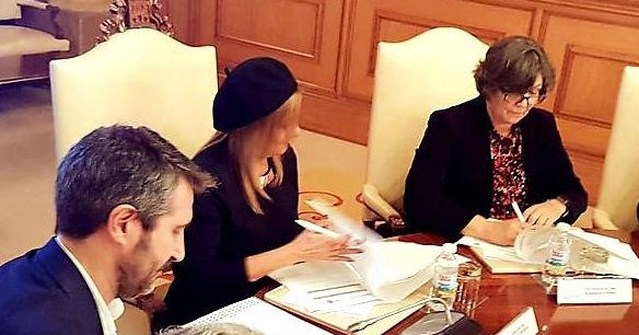 @depo_es aproba a financiación da adecuación paisaxística da Avenida de Galicia do Porriño con máis de 600.000€
