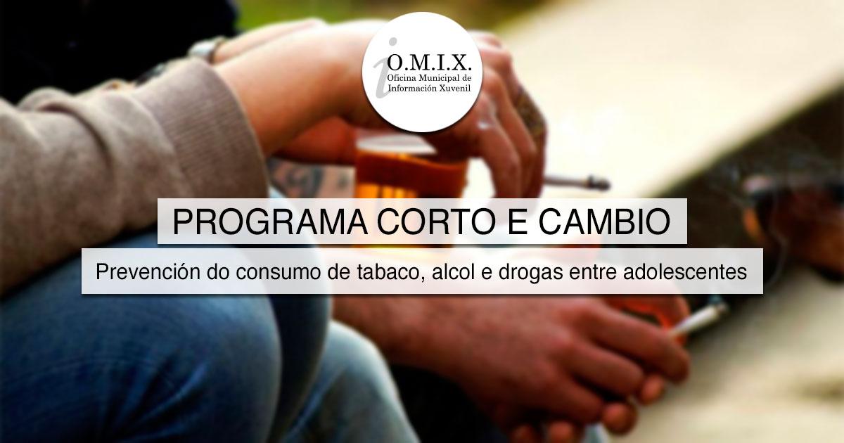 """Presentación de 10 pezas audiovisuais elaboradas polo alumnado dos IES do Porriño, no marco do programa """"Corto e Cambio"""" organizado pola OMIX."""