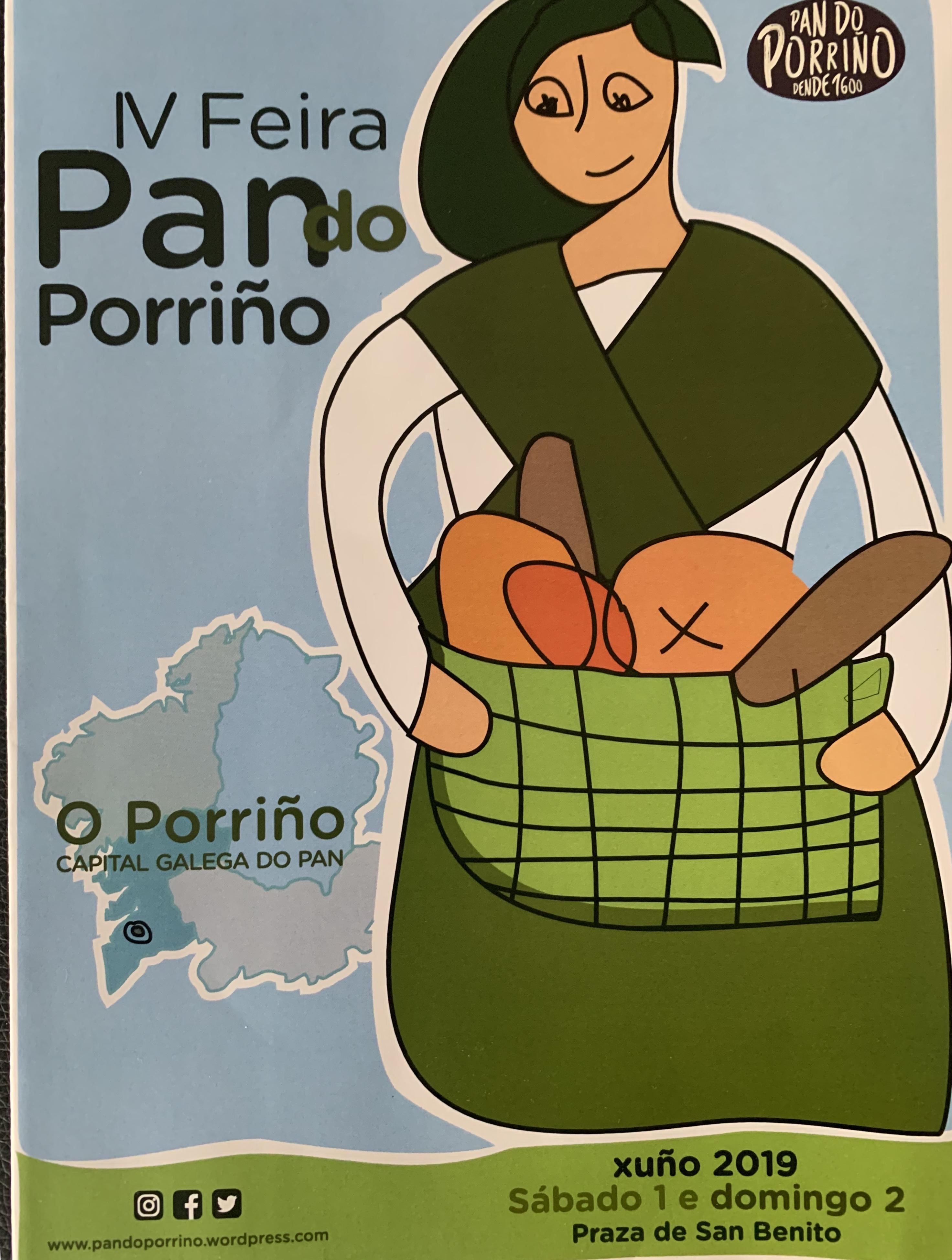 Porriño volve a reivindicarse como capital galega do pan