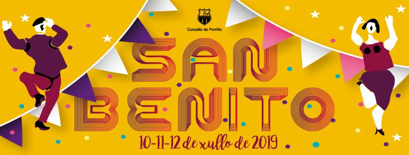 ARRANCA A FESTA DE SAN BENITO 2019