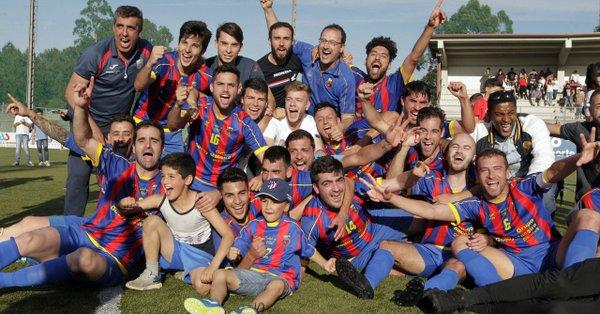 C.D. Pontellas xogará por primeira vez unha eliminatoria da Copa do Rei o vindeiro 13 de novembro