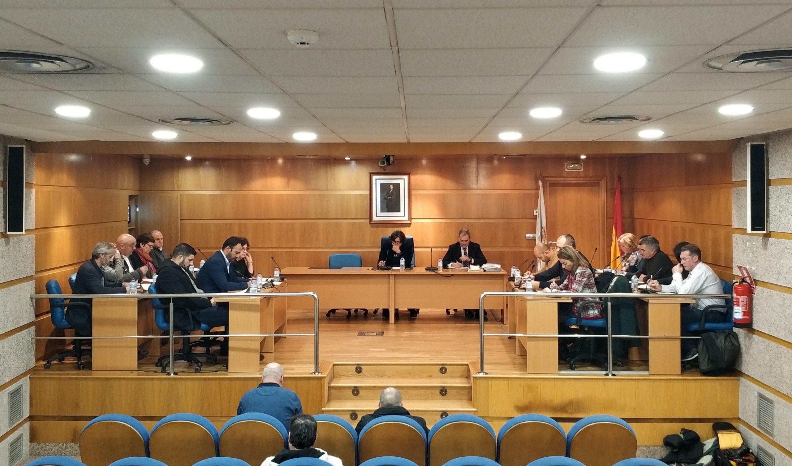 Acordo unánime para desafectar as antigas casas dos mestres de Torneiros para a súa conversión en vivendas sociais
