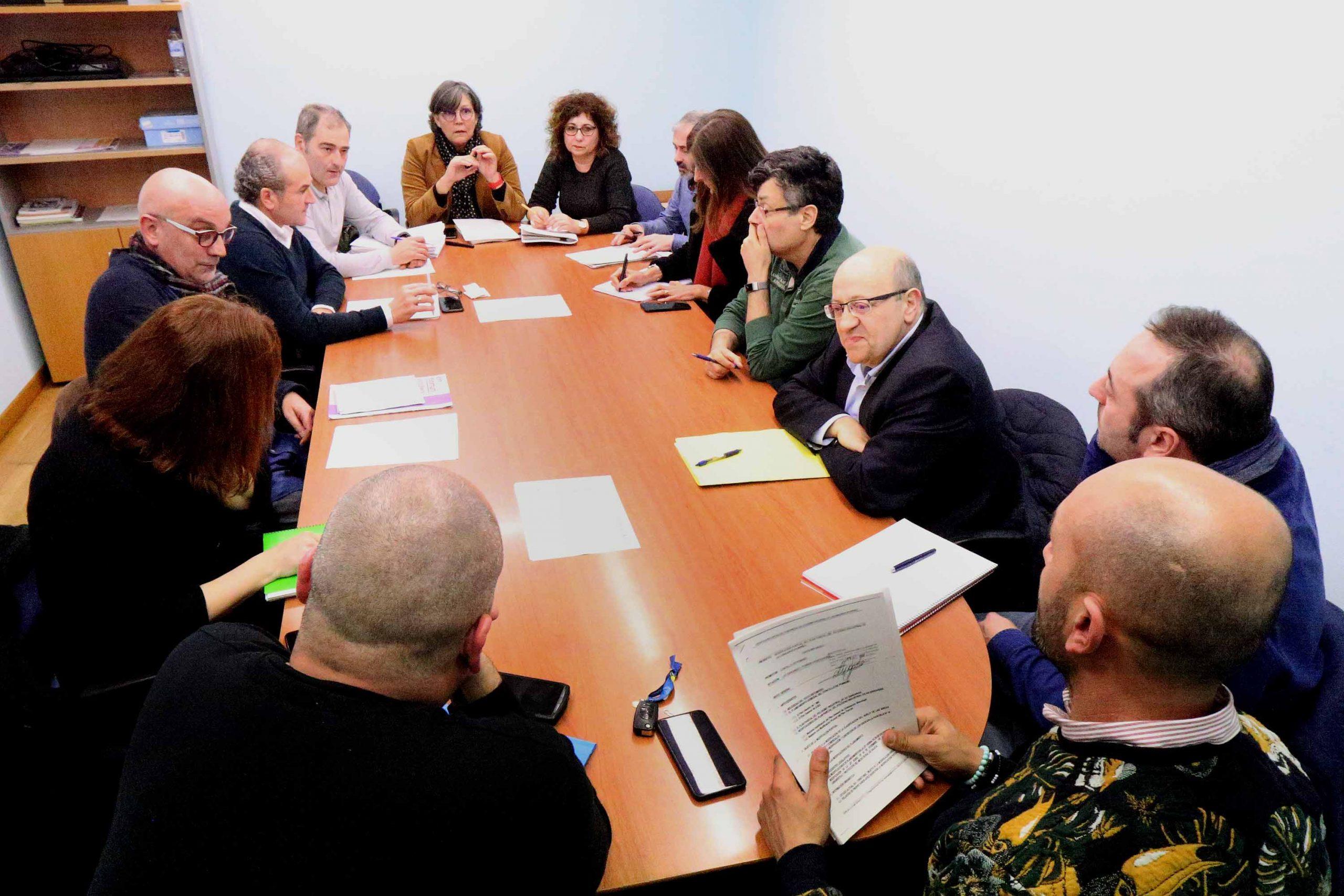 Constituída a Comision Especial do Líndano que volverá a reunirse despois das eleccións galegas