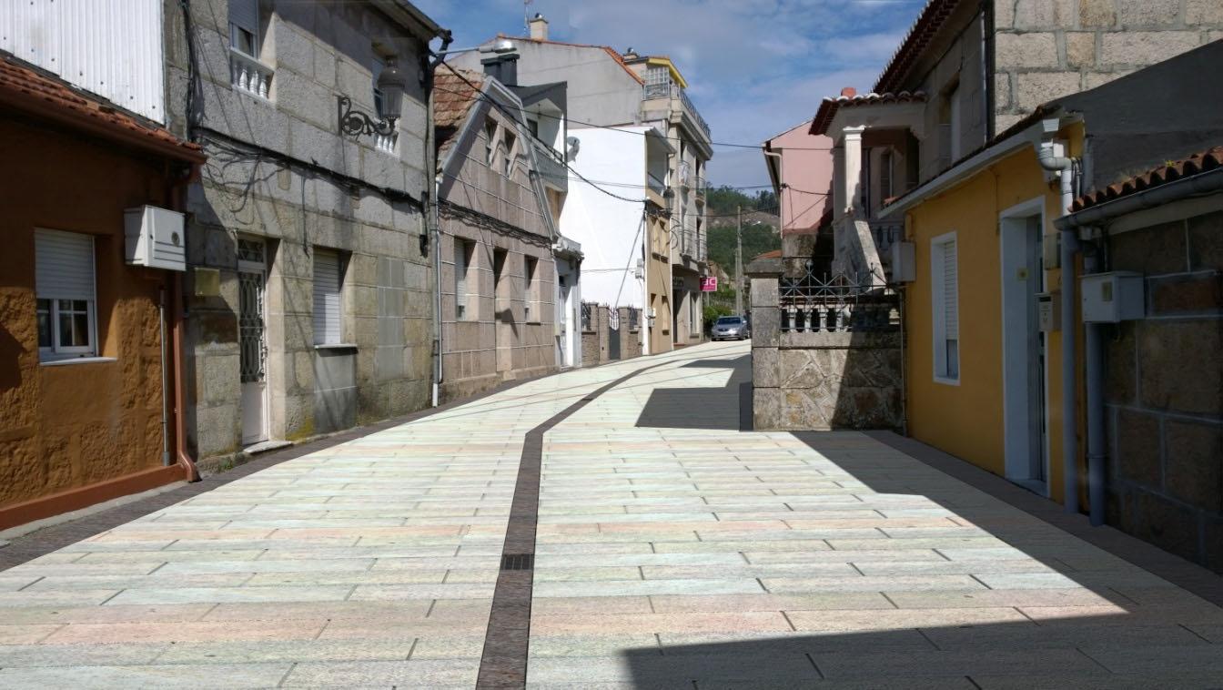 Sae a licitación o proxecto de humanización da rúa Aloques co cargo o Plan Concellos 2020
