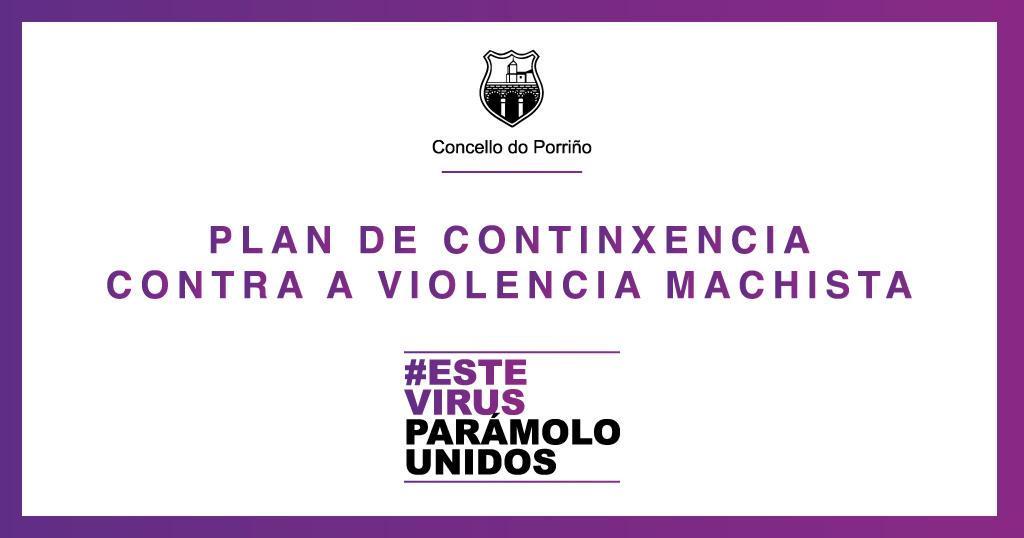 O Concello vencellouse ao Plan de Continxencia contra a violencia machista durante o estado de alarma sanitaria