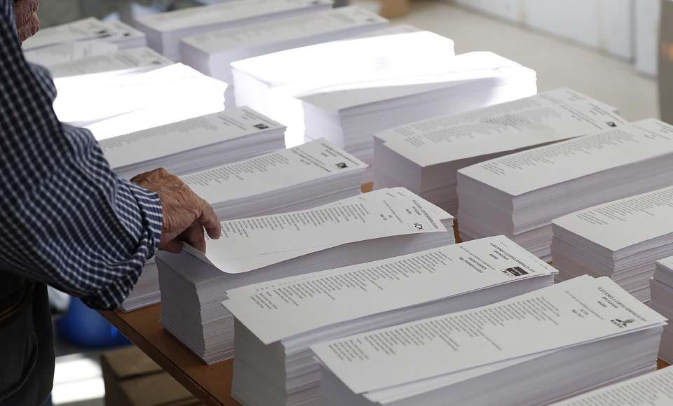O Concello celebrará mañá venres pleno extra para sortear de novo os memrbos das mesas electorais