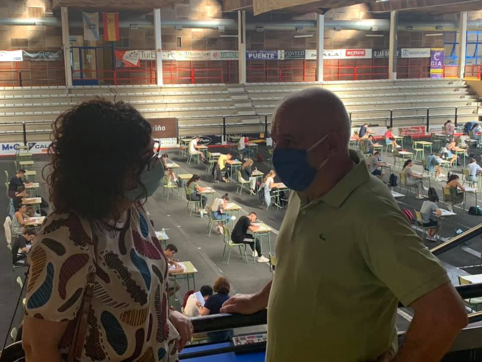 Comezaron as probas da ABAU nos pavillóns do Polideportivo Municipal