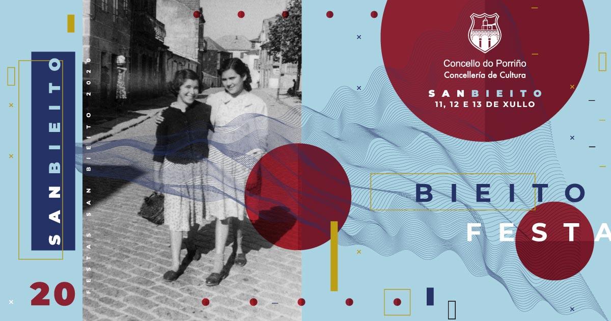 """O sábado 11 comezará una edición reducida e axeitada á """"nova normalidade"""" das Festas de San Bieito"""