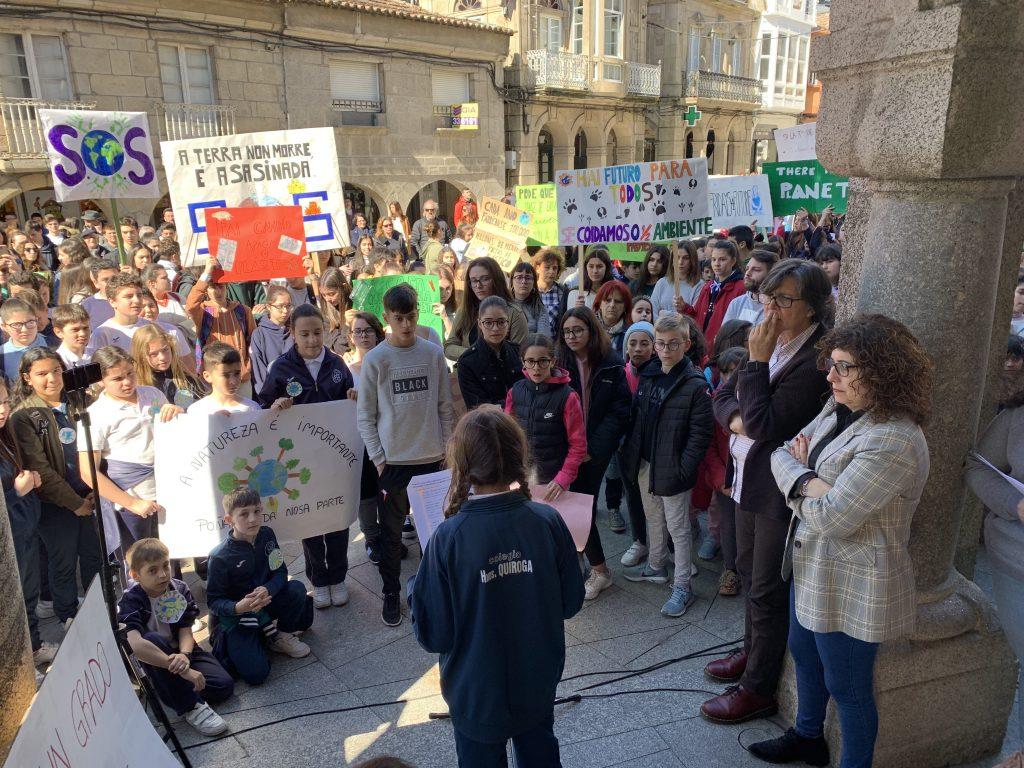 O Porriño acada a aprobación pola Unión Europea dun proxecto formativo sobre mocedade e cambio climático