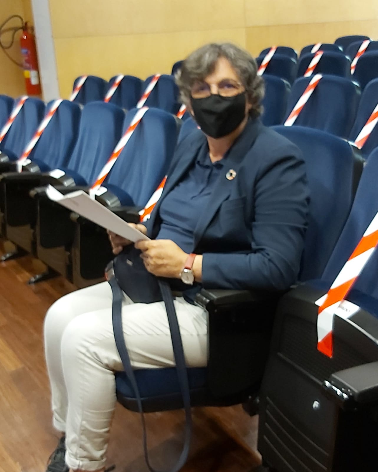 A Alcaldesa asistiu á comisión de seguimento da área de transporte metropolitano