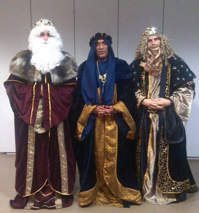 Os Reis Magos recibirán á infancia porriñesa no auditorio exterior do Centro Cultural Municipal