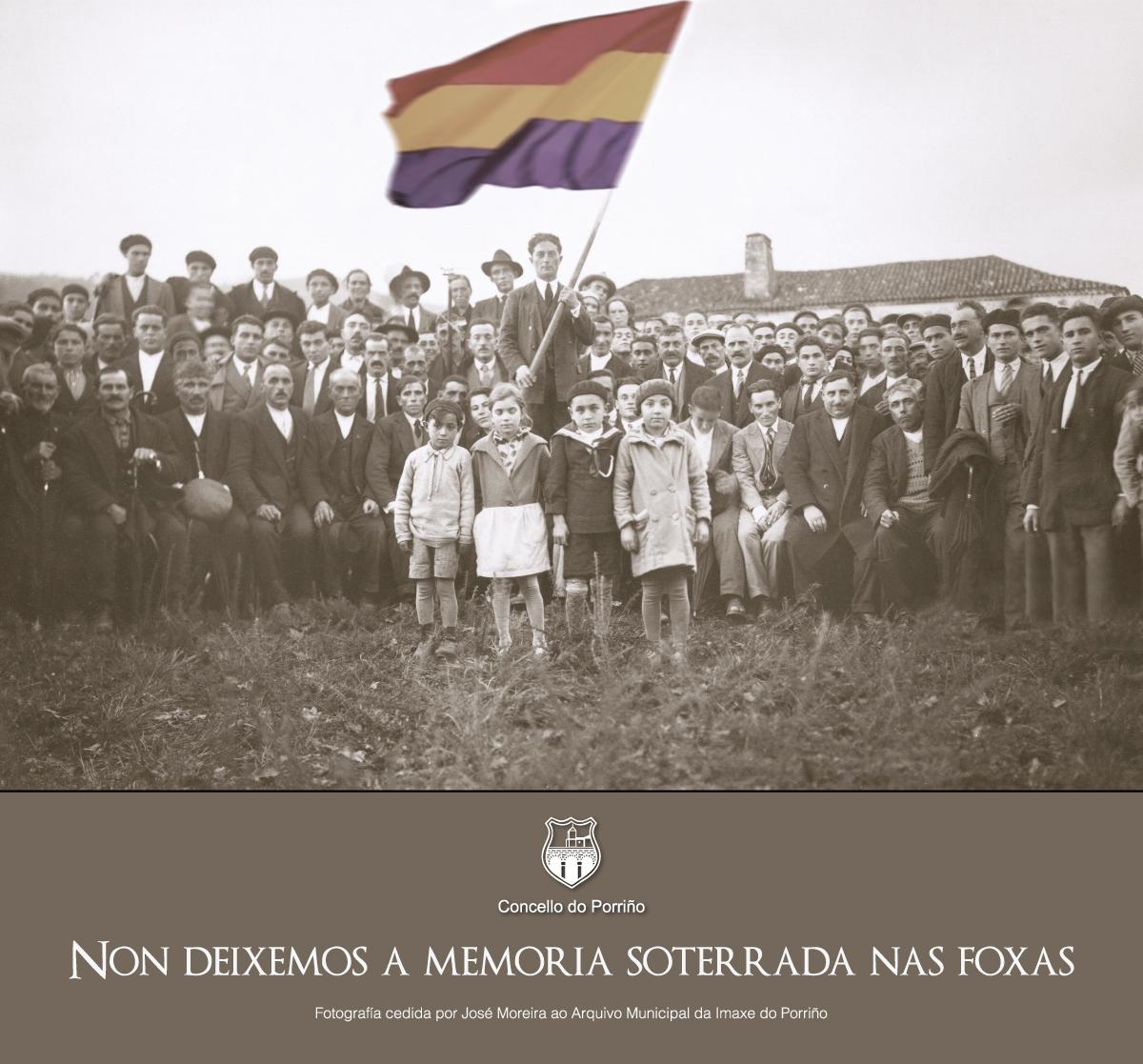 A Concellería de Cultura impulsa actos de conmemoración e recuperación da Memoria Histórica