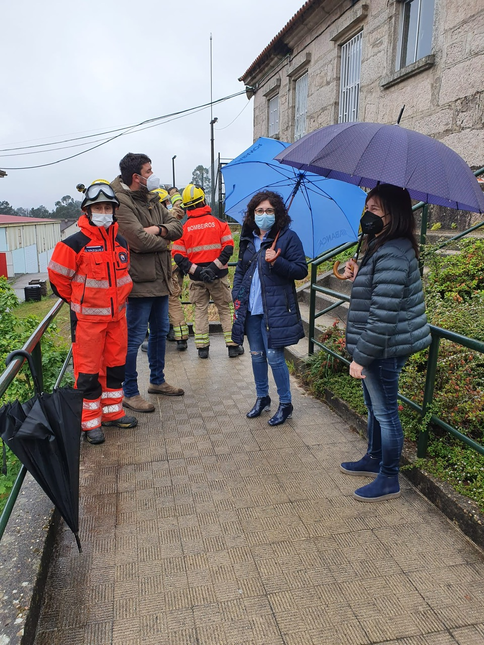O Concello non intervirá no Colexio de Budiño xa que a Xunta de Galicia asumirá as súas responsabilidades