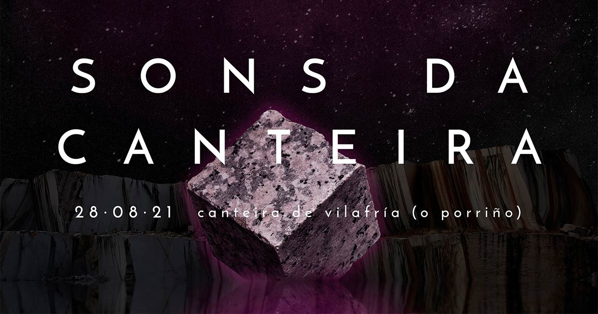 A segunda edición do festival Sons da Canteira do Porriño celebrarase o próximo 28 de agosto